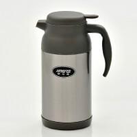 哈尔斯 不锈钢 真空保温水壶 家用大容量保温壶1900ML泡茶壶 咖啡壶 热水壶