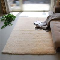 真爱美家 超顺滑加厚丝毛 客厅地毯 茶几地毯 卧室地毯 驼色