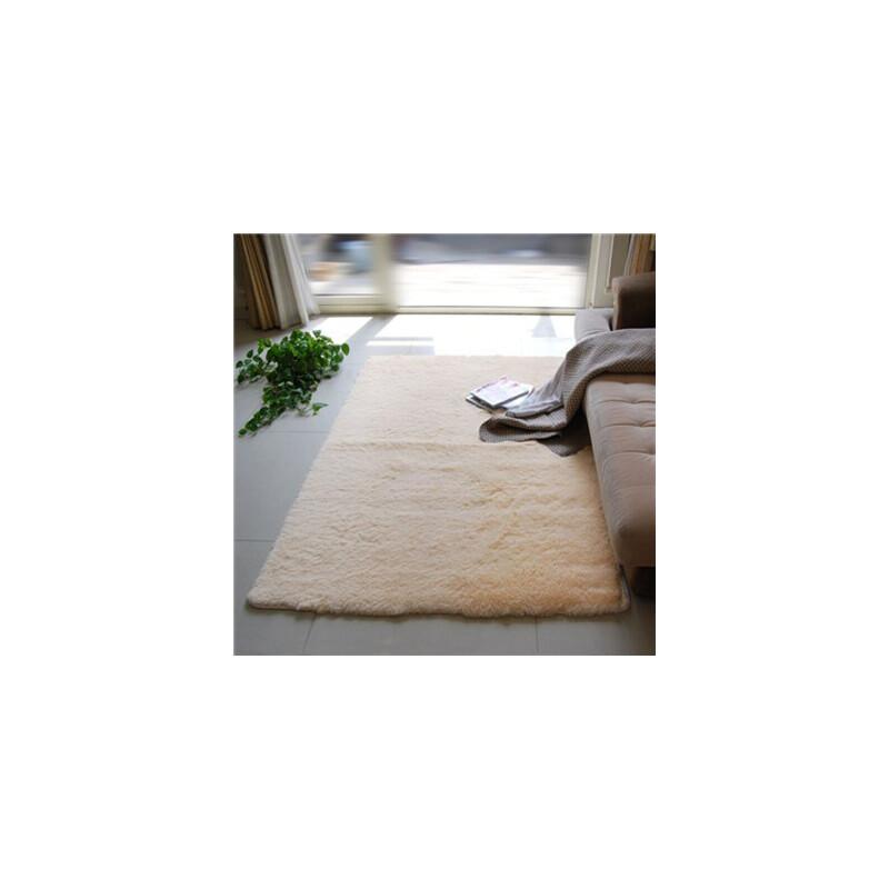 真爱美家 超顺滑加厚丝毛 客厅地毯 茶几地毯 卧室 ...
