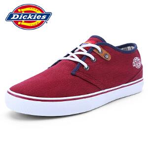 Dickies 新款男鞋时尚休闲鞋美式经典潮流帆布板鞋161M50LXS62