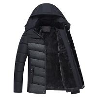 冬季新款立领棉衣男士纯色棉服外套韩版修身棉袄男士大码棉衣外套