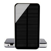 捷升单晶硅太阳能版移动电源htc三星平板手机充电JS-S6000