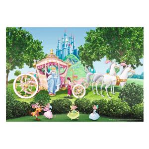 [当当自营]Ravensburger 睿思 迪士尼系列 白雪公主的奇幻世界 (2x12片) 儿童益智卡通拼图玩具 R075621