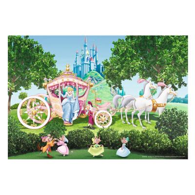 [当当自营]Ravensburger 睿思 迪士尼系列 白雪公主的奇幻世界 (2x12片) 儿童益智卡通拼图玩具 R075621【当当自营】德国进口儿童益智拼图玩具