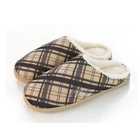 棉拖鞋冬季保暖拖鞋情侣居家居拖鞋情侣款男女棉拖鞋