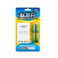 品胜 5号充电电池4节2500毫安套装 5号充电电池2500毫安 相机充电电池