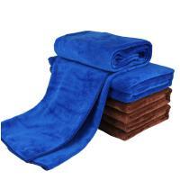 洗车毛巾汽车超细纤维不掉毛大号加厚吸水擦车巾洗车布用品60 160 洗车小毛巾大毛巾