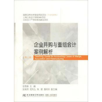 企业并购与重组会计案例解析(第二版)