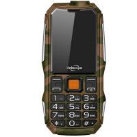 UniscopE/优思 US3电信版 长待机三防老人机老年手机