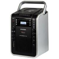 熊猫CD机CD-450 教学扩音器 扩音机 DVD USB 麦克接口卡拉ok 可充电蓄电池广场机晨练机