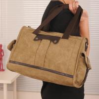 【支持礼品卡支付】单肩包外出手提包行李包帆布包手拎包旅行包大容量出差包