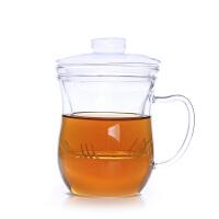 尚帝美体 玻璃茶杯 过滤内胆2015-DYPGBL-A