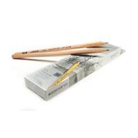 MARCO马可原木专业绘图素描铅笔7001系列3H 2H H HB B 2B 3B 4B 5B