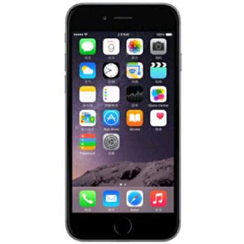 【赠送钢化玻璃膜】Apple 苹果 iPhone6 iPhone6 Plus A1586/A1524 16G/64G版 移动联通电信4G手机 全网通 TD-LTE/FDD-LTE/WCDMA/TD-SCDMA/CDMA2000/GSM/CDMA 公开版