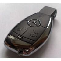 可爱个性礼品奔驰U盘 8G 汽车钥匙U盘 Benz优盘 8G