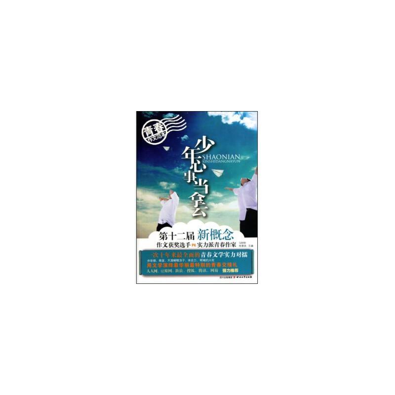 【少年心事当拿云(第十二届新概念作文获奖选