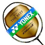 正品yonex/尤尼克斯羽毛球拍 单拍NR-GZ林丹战拍纳米全碳素快速平抽
