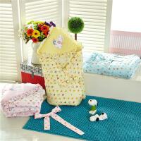 新生儿抱被 婴儿加厚纯棉包被 夏季包巾宝宝秋冬款抱毯被子