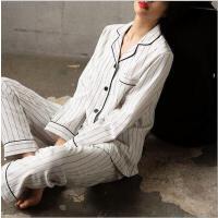 新款春夏季短袖蕾丝性感妩媚吊带睡衣仿真丝女士韩版家居服