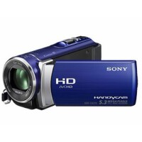 Sony索尼 CX240E数码高清摄像机 送SD16G 原装电池 原装包 贴膜
