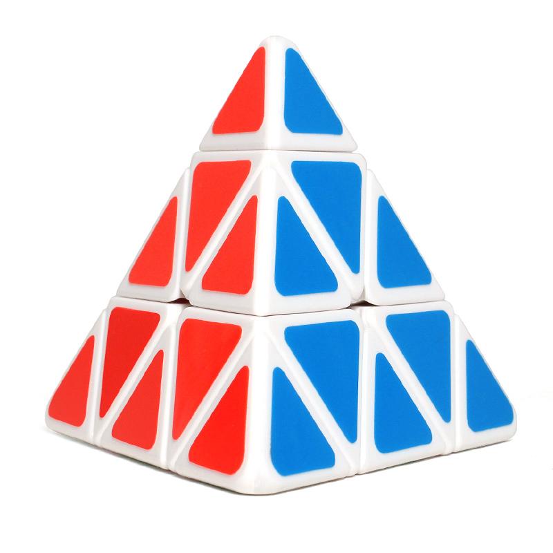 【点盛魔方】点盛 异形魔方三阶金字塔魔方