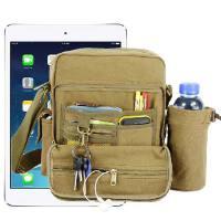 漂流木苹果/三星8寸/9.7寸平板电脑包 iPad mini2/1、iPad Air内胆包 多功能帆布单肩斜挎包休闲包 苹果iPad5保护套 iPad4保护套 ipad mini保护套-3527