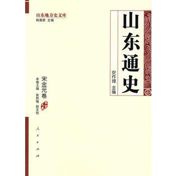 山东通史 宋金元卷―山东地方史文库