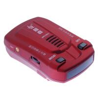 征服者GPS980+全新测尾跳频加强版 流动固定测速电子狗 红色