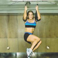 腹肌训练带腹肌健身器腹肌训练器室内腹肌锻炼悬臂带 悬挂收腹带