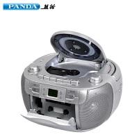 熊猫 CD103 cd机 便携式cd机 幼教机 收录机录音机收音机 磁带机