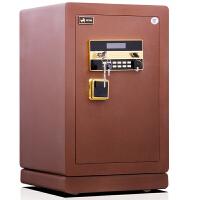 虎牌金锐二代3C电子密码锁保险柜/保险箱 自动报警全钢制造家用办公虎牌新品人气款 FDG-A1/D-60红水纹