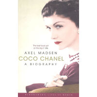 Coco Chanel A Biography 可可香奈儿传记  9781408805817