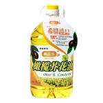 [当当自营] 阿格利司 橄榄芥花调和油4.5L