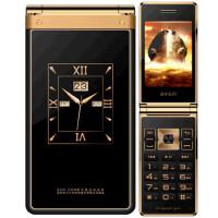 贝尔丰BF619 双屏翻盖手写老人手机大屏大声老人机大电池双卡