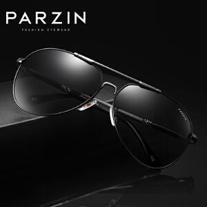 帕森新款太阳眼镜 男士板材偏光太阳眼镜 驾驶墨镜时尚蛤蟆镜