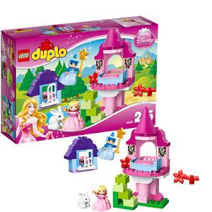 [当当自营]LEGO 乐高 duplo得宝系列 睡美人的童话故事 积木拼插儿童益智玩具 10542