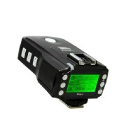 品色king Pro 佳能 5D2 6D 7D 550D闪光灯TTL高速无线引闪器 单发射