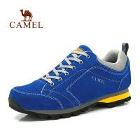 camel骆驼户外徒步鞋 新款 男士越野登山徒步鞋