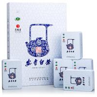 艺福堂茶叶礼盒 2017新茶春茶 正宗明前安吉白茶绿茶特级 150g御品白茶礼盒