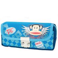 Paul Frank大嘴猴 儿童密码锁笔袋小学生可爱多色文具盒PKY6094