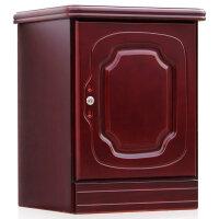 虎牌保险箱550床头柜自动报警电子密码开启保险箱正品