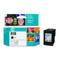 墨盒 惠普墨盒 HP CC640ZZ 818 黑色 适用 D2668 D5568 F4238`
