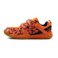 李宁(Lining)儿童羽毛球鞋 AYTJ056童鞋 防滑耐磨儿童运动鞋