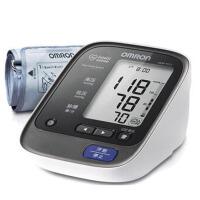 欧姆龙上臂式电子血压计HEM-7211 日本原装 赠送电源,电池