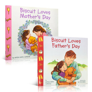 《Biscuit Loves Mother's Day Biscuit Loves Father's Day 小饼干 ...