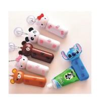 日照鑫 新款卡通hello kitty 轻松熊 熊猫 可爱挤牙膏器 洗面奶 挤压器 一个装