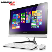 联想一体台式电脑C5030 i3-5005U(白色),联想23寸一体机;联想C560一体台式机升级款