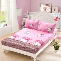 晶丽莱单件床笠 床罩席梦思保护套 床垫防滑套1.5/1.8米