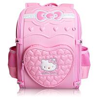 【当当自营】凯蒂猫Hello Kitty 韩版小学生书包女童EVA背包 颜色随机发货