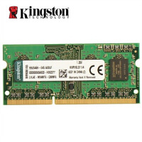 Kingston金士顿内存条 DDR3 4G低电压版笔记本内存(PC3-12800) ,1.35V低电压内存;电脑升级内存扩容